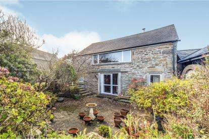3 Bedrooms Barn Conversion Character Property for sale in Pendeen, Penzance, Cornwall