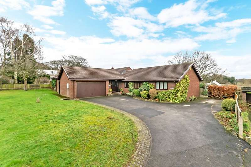 6 Bedrooms Detached Bungalow for sale in Wood Lane, Sutton Weaver, Runcorn, WA7