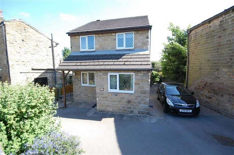 3 Bedrooms Detached House for sale in Occupation Lane, Staincliffe, Dewsbury, WF13