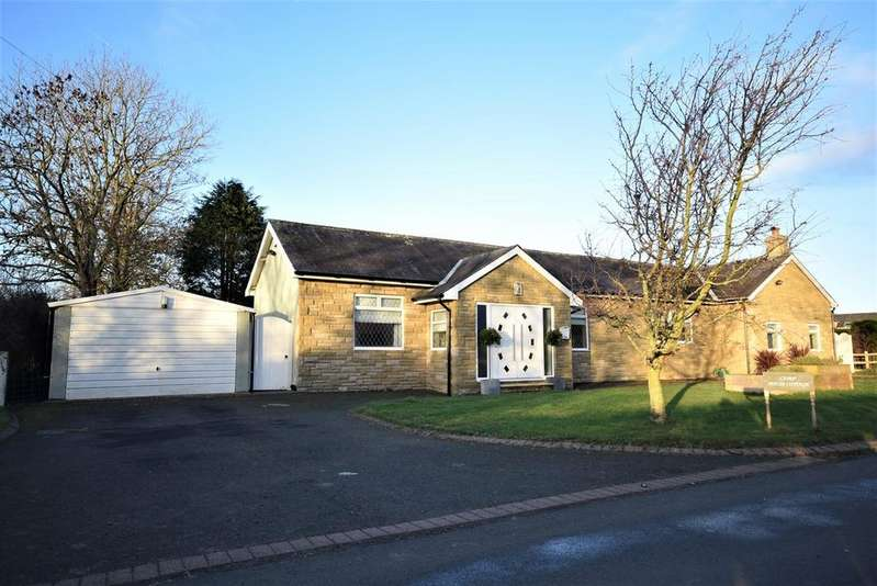 4 Bedrooms Detached Bungalow for sale in Dalton, Newcastle upon Tyne, NE18