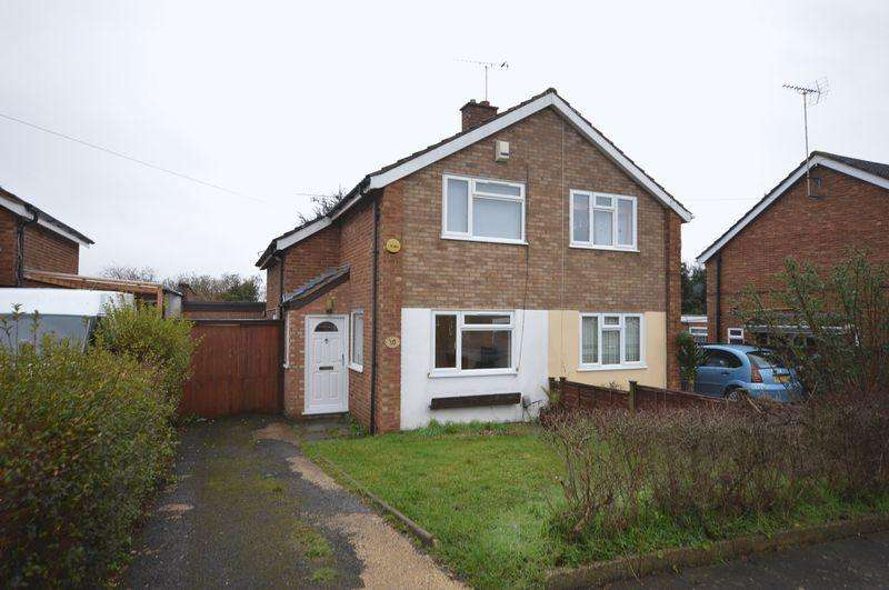 2 Bedrooms Semi Detached House for sale in Ereswell Road.