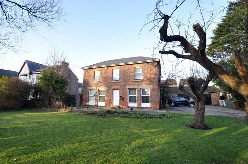 6 Bedrooms Detached House for sale in Leasowe Road, Wallasey