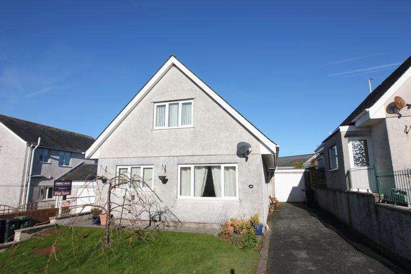 4 Bedrooms Detached Bungalow for sale in Tyn Rhos Estate, Penysarn