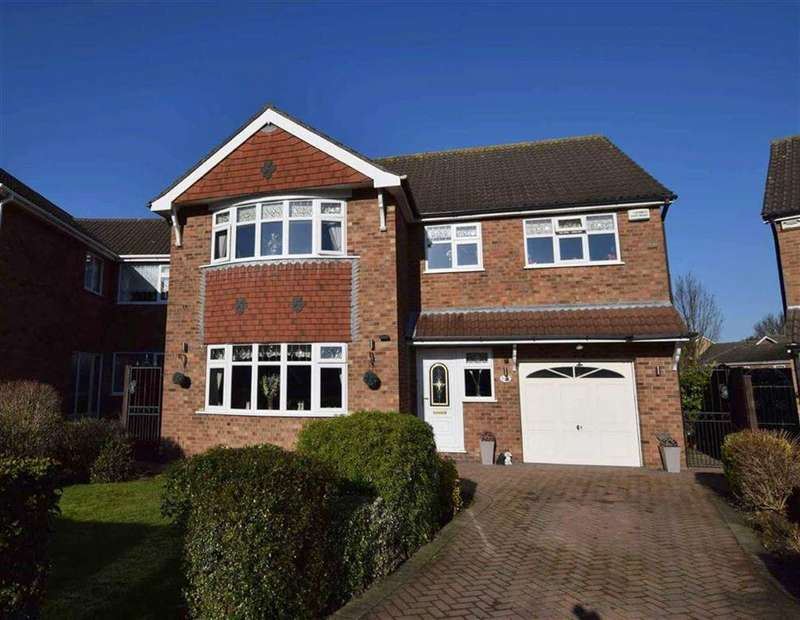 4 Bedrooms Detached House for sale in Buck Beck Way, Cleethorpes, North East Lincolnshire