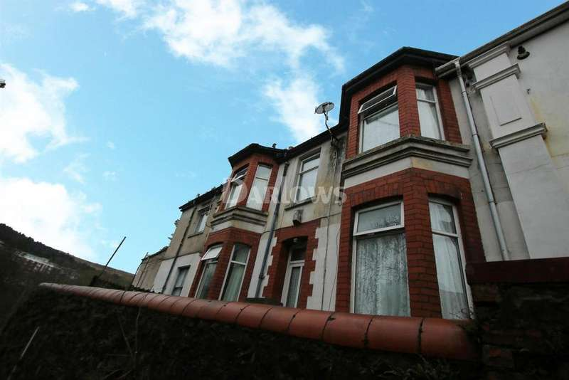 3 Bedrooms End Of Terrace House for sale in Libanus Road, Ebbw Vale, Blaenau Gwent