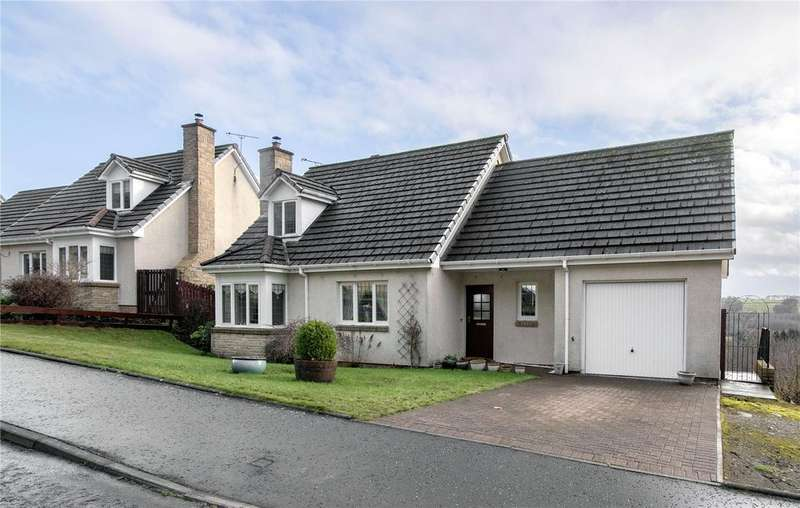 3 Bedrooms Detached House for sale in 14 Bard's Way, Tillicoultry, Clackmannanshire, FK13
