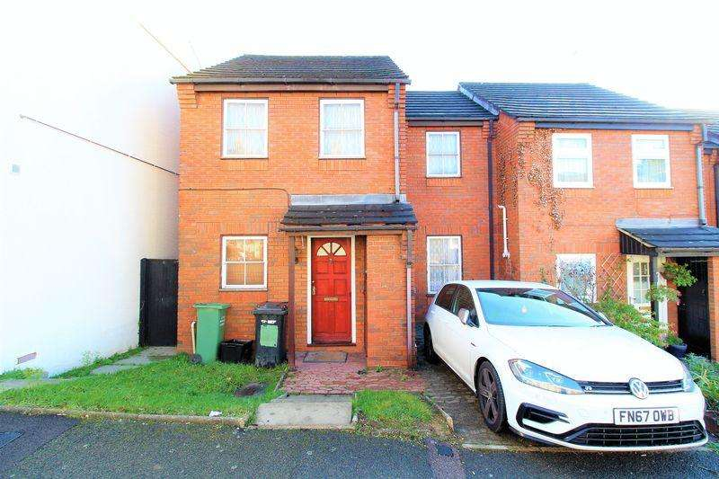 2 Bedrooms End Of Terrace House for sale in EXCELLENT FIRST TIME/INVESTMENT BUY on Salisbury Road, Luton