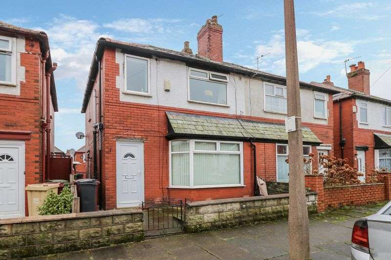 3 Bedrooms Property for sale in Rowsley Avenue, Heaton, Bolton