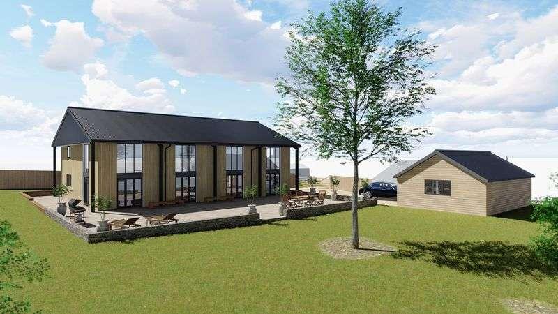 5 Bedrooms Property for sale in Manor Farm Henton, Wells