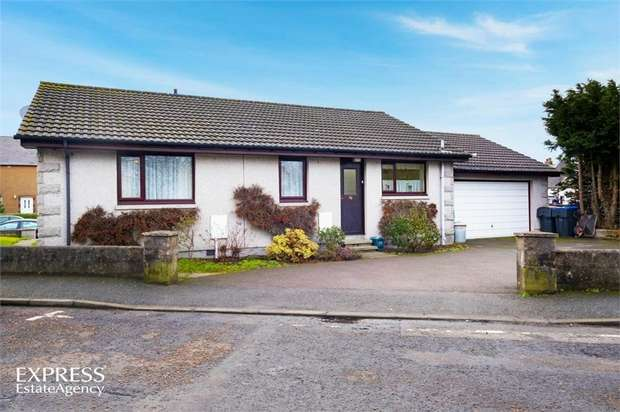 3 Bedrooms Detached Bungalow for sale in Arduthie Road, Stonehaven, Aberdeenshire