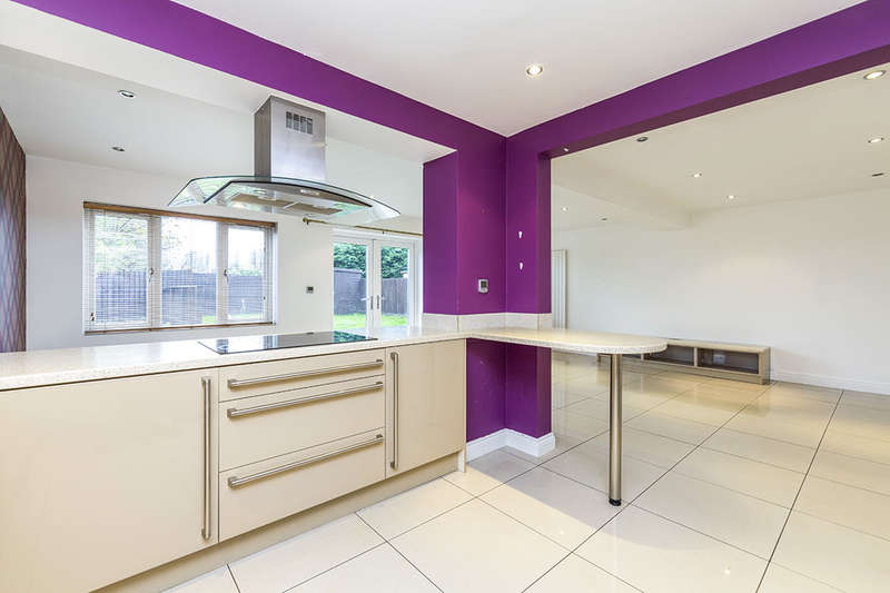 5 Bedrooms Detached House for sale in Manor Road, Willington, Crook, DL15