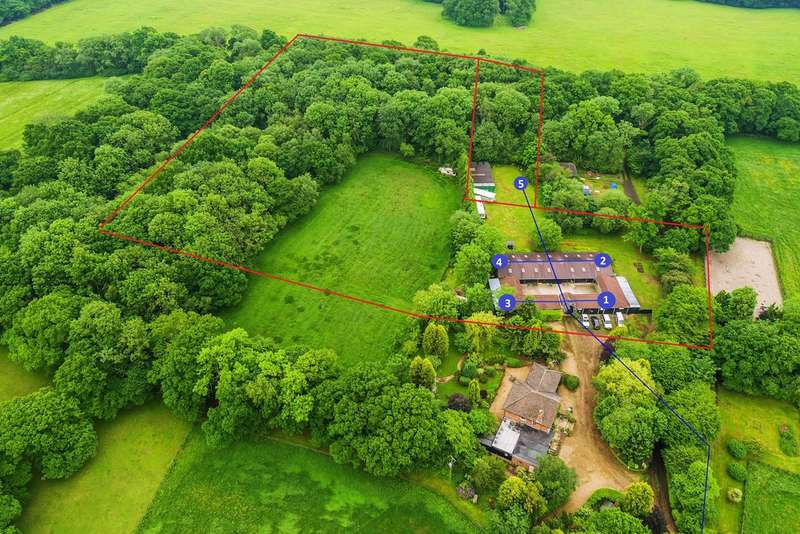 Land Commercial for sale in Partridge Lane, Newdigate, RH12