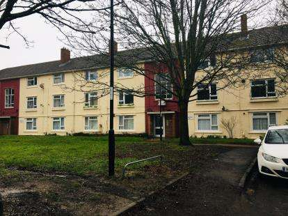 2 Bedrooms Flat for sale in Millbrook, Southampton, Hampshire