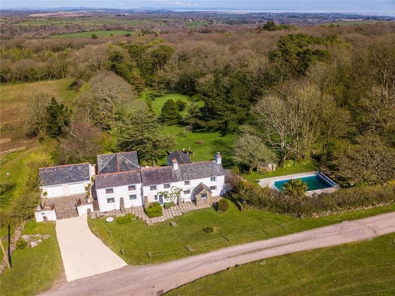 4 Bedrooms Detached House for sale in Long Oaks Cottage, Penmaen, Swansea, Abertawe