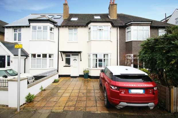 4 Bedrooms Terraced House for sale in Waldegrave Road, Teddington, Middlesex, TW11 8NA