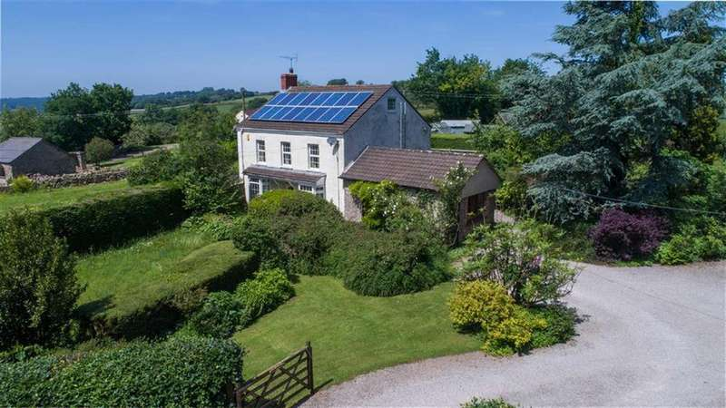 5 Bedrooms Detached House for sale in Church Road, Hewelsfield, Gloucestershire