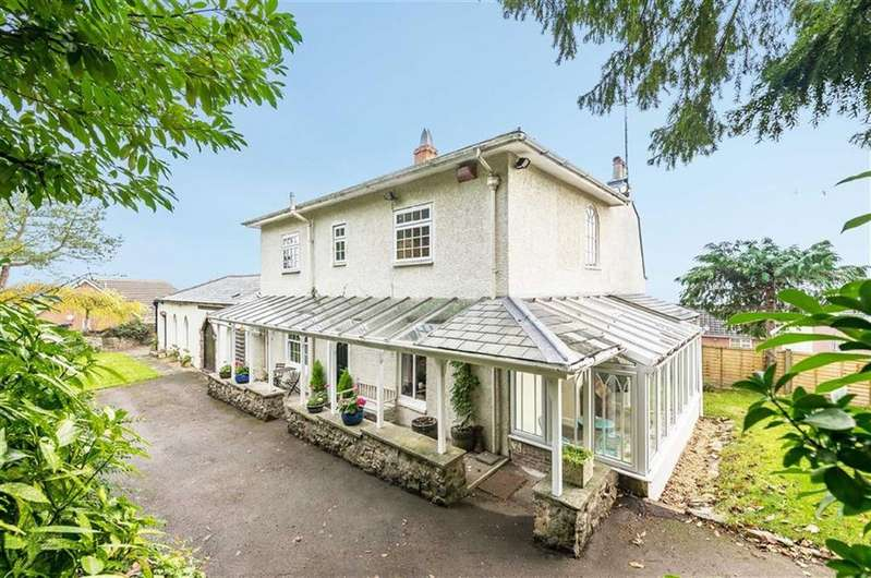 5 Bedrooms House for sale in Steep Street, Chepstow, Monmouthshire