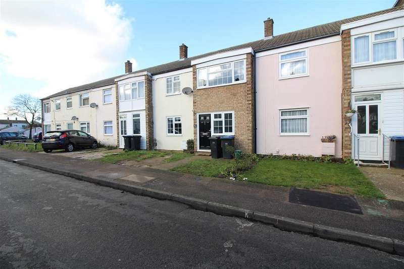 3 Bedrooms Terraced House for sale in Hornbeams, Harlow