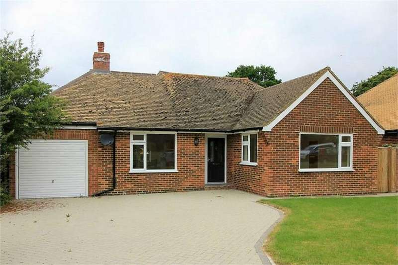 2 Bedrooms Detached Bungalow for sale in Birkdale, BEXHILL-ON-SEA, East Sussex