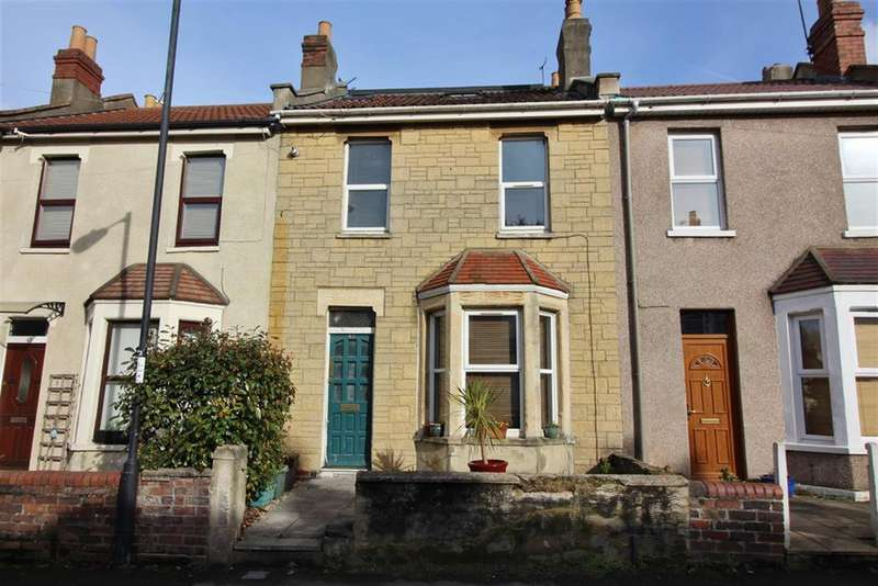 3 Bedrooms Terraced House for sale in Grove Park Terrace, Bristol, BS16 2BL