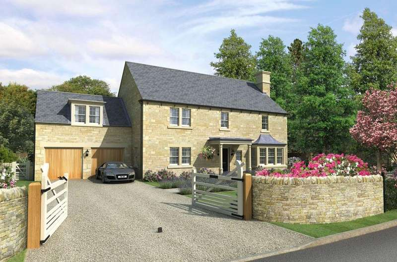 5 Bedrooms Detached House for sale in Plot 2 Highford Grove, Mitford, Morpeth, Northumberland, NE61
