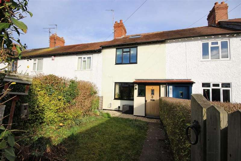 3 Bedrooms Terraced House for sale in Swindon Lane, Near Racecourse, Cheltenham, GL50