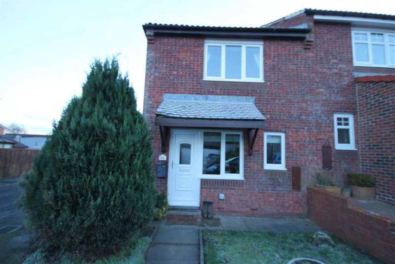 2 Bedrooms House for sale in Rothbury Close, Trimdon Grange, Trimdon Station