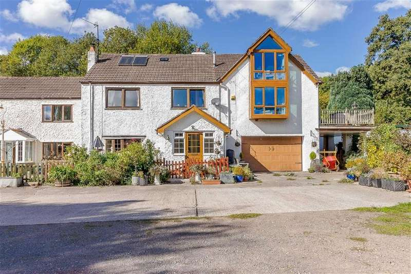 4 Bedrooms Semi Detached House for sale in Caldicot, Monmouthshire