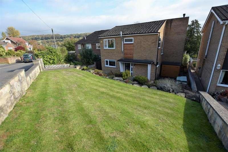 4 Bedrooms Detached House for sale in Lodge Drive, BELPER, Derbyshire