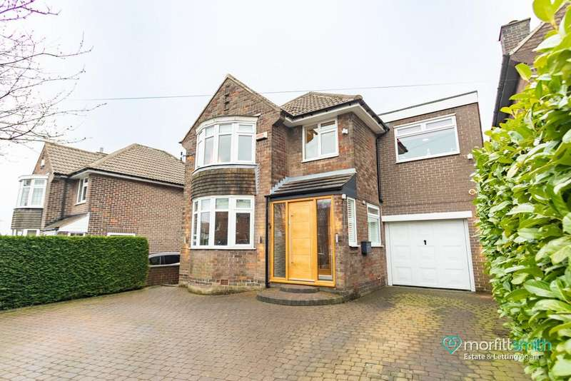 4 Bedrooms Detached House for sale in Oldfield Road, Stannington, S6 6EA - Stunning Home