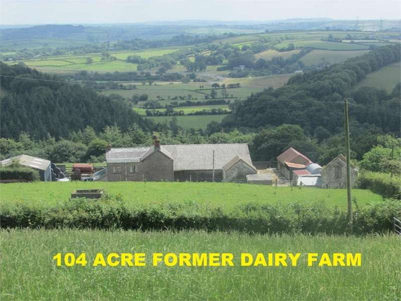5 Bedrooms Farm Commercial for sale in Little Pale, Whitland, Carmarthenshire