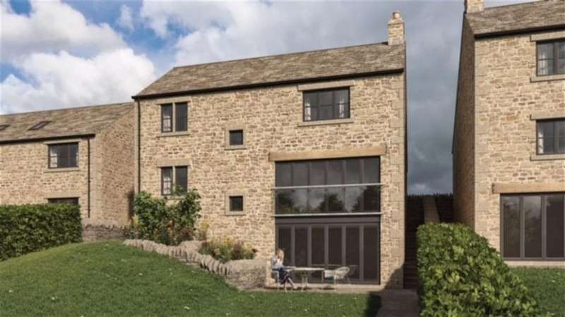 4 Bedrooms Detached House for sale in Church View, Wellhouse Lane, Penistone, Sheffield, S36