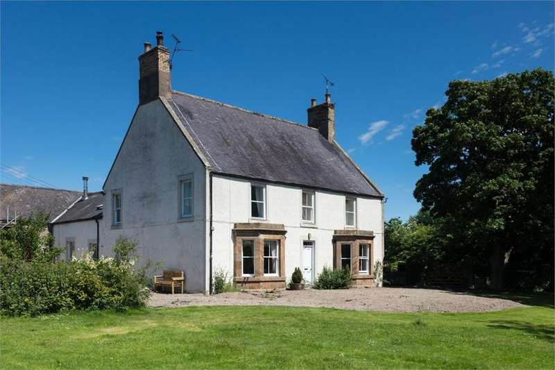 Land Commercial for sale in New Heaton Farm, Cornhill on Tweed, Northumberland, England