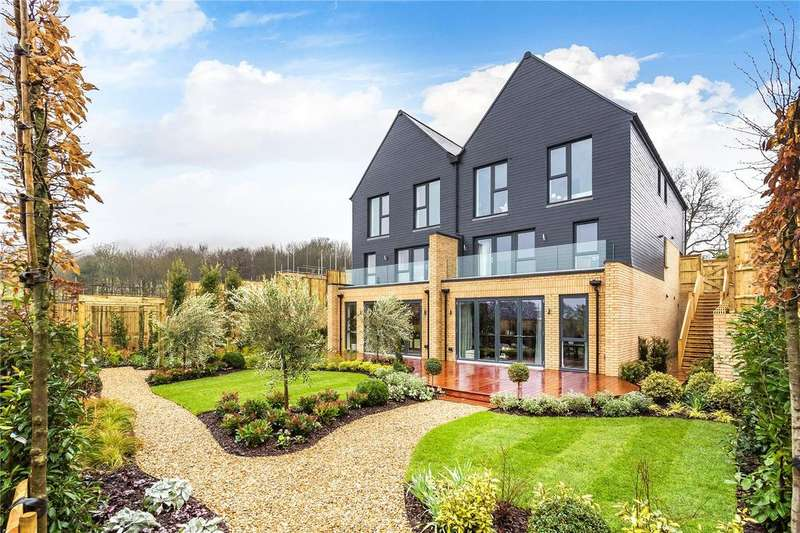 4 Bedrooms Semi Detached House for sale in Royal Hill Park, Philanthropic Road, Redhill, RH1