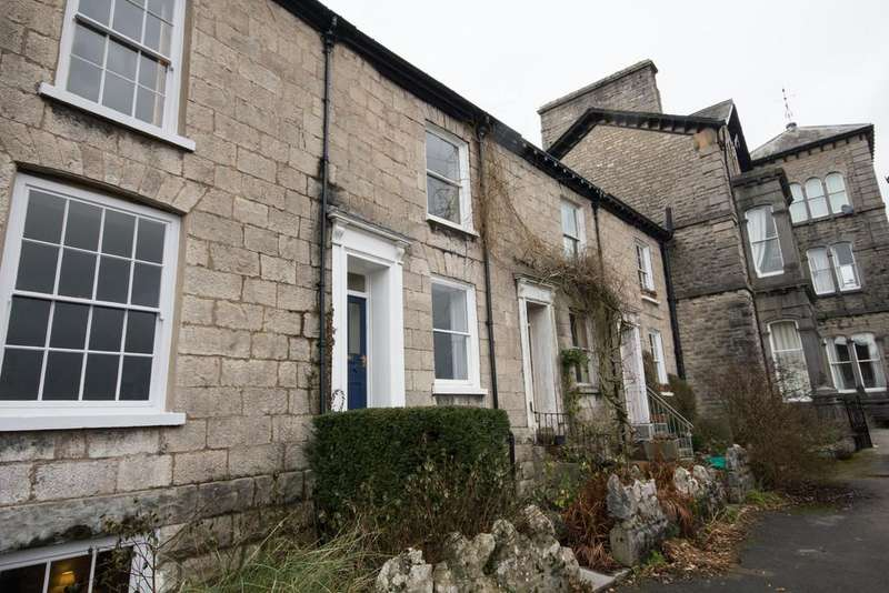 4 Bedrooms Terraced House for sale in Cliff Terrace, Kendal, Cumbria
