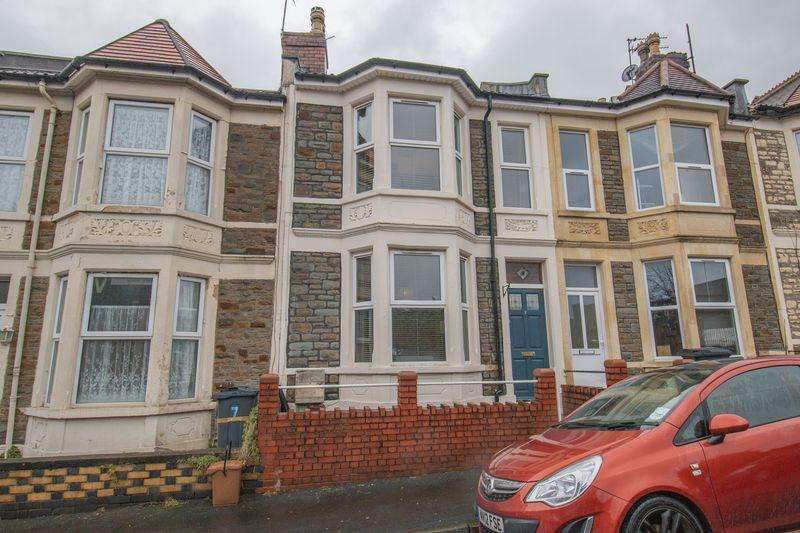 3 Bedrooms Terraced House for sale in Gerrish Avenue, Whitehall