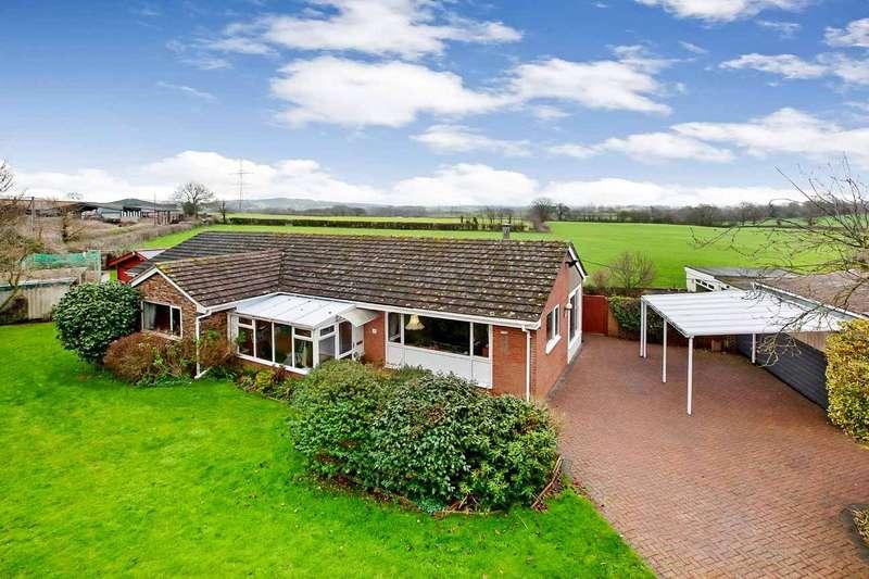 4 Bedrooms Detached Bungalow for sale in Exeter, Devon