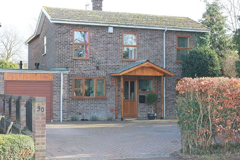 4 Bedrooms Link Detached House for sale in High Street, Dry Drayton, Cambridge, Cambridgeshire, CB23 8BS