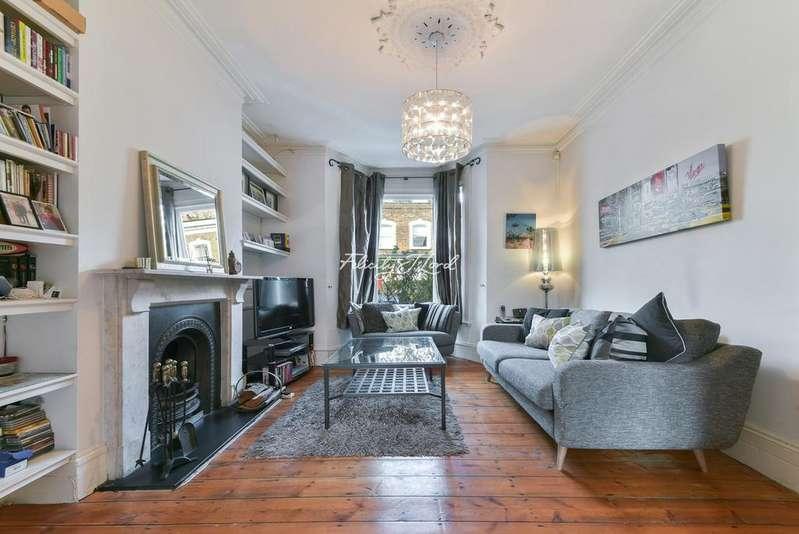 3 Bedrooms Terraced House for sale in Oldfield Road, Stoke Newington, N16