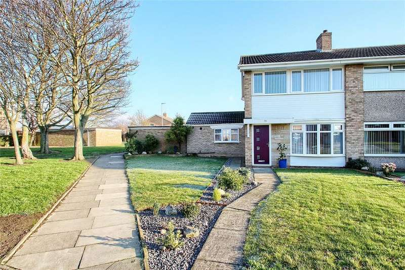 3 Bedrooms Semi Detached House for sale in Mitchell Avenue, Thornaby