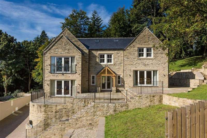 5 Bedrooms Detached House for sale in Quakers Lane, Bolton Crofts, Richmond, North Yorkshire