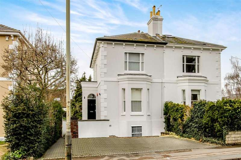 4 Bedrooms Semi Detached House for sale in Hales Road, Cheltenham