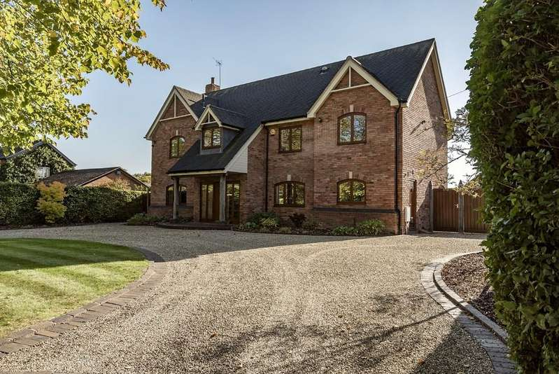 6 Bedrooms Detached House for sale in Kenilworth Road, Knowle