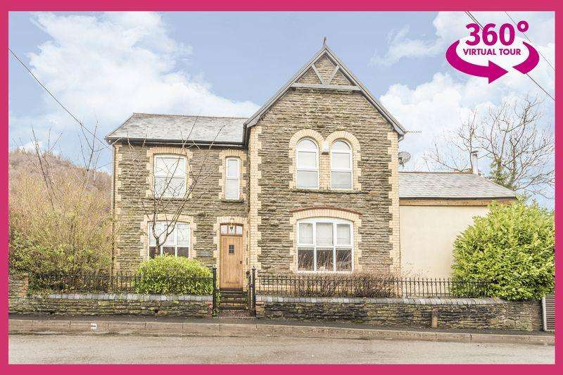 4 Bedrooms Detached House for sale in Commercial Road, Ynysddu - REF# 00006057 - View 360 Tour at http://bit.ly/2tfAkEy