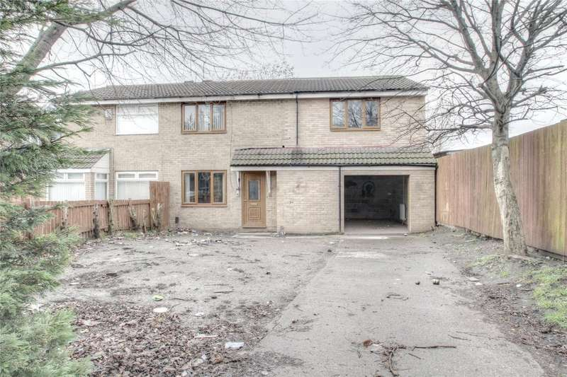 4 Bedrooms Semi Detached House for sale in Resource Close, Normanby Grange