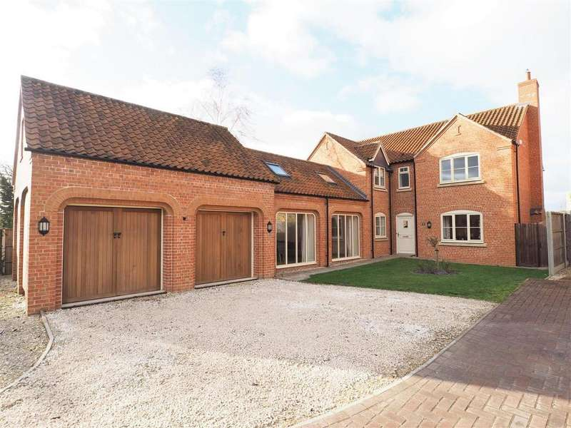 5 Bedrooms Detached House for sale in Village Farm, Bassingham, Lincoln
