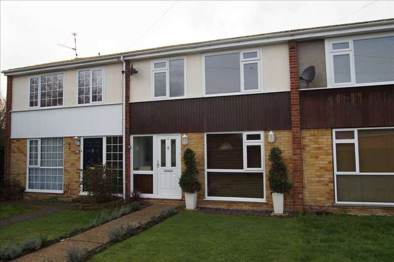 3 Bedrooms Terraced House for sale in Robin Hood Close, Cippenham