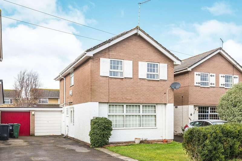 3 Bedrooms Detached House for sale in Exeter Road, Portishead, Bristol, BS20