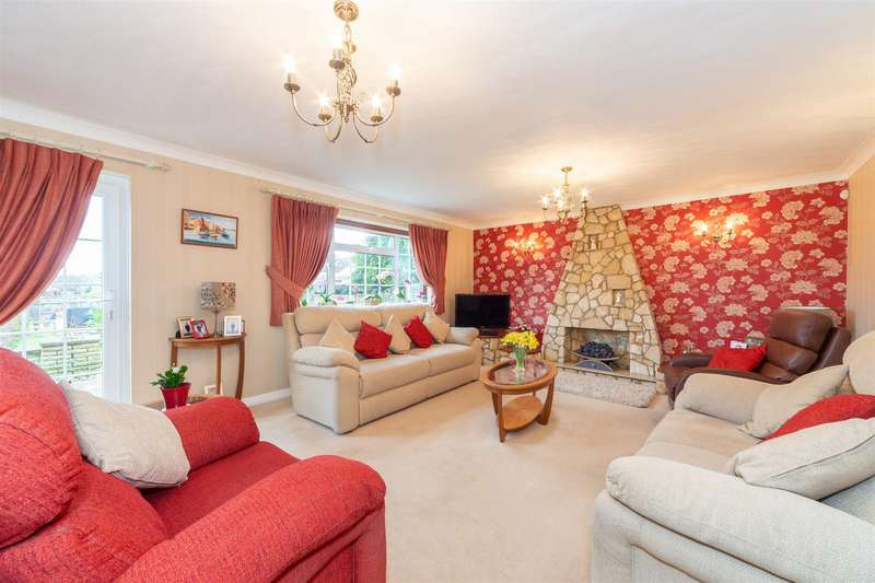 4 Bedrooms Detached House for sale in Stanton Road, Luton, Bedfordshire