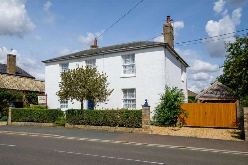 4 Bedrooms Detached House for sale in 28 High Street, Needingworth